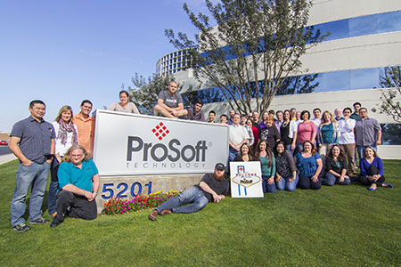 ProSoft Technology Company Photo